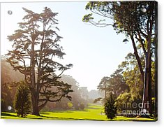 Golden Gate Park San Francisco Acrylic Print