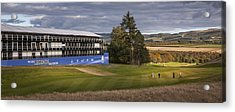 Golf Gleneagles 2014 Acrylic Print