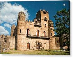 Gonder Gondar Ethiopia Royal Ethiopian Kings Castle Acrylic Print