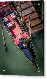 Gondola Venice Italy Acrylic Print