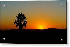 Good Evening Los Angeles Acrylic Print