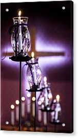 Acrylic Print featuring the photograph Good Friday by Cathy Donohoue