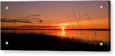 Acrylic Print featuring the photograph Good Morning ... by Juergen Weiss