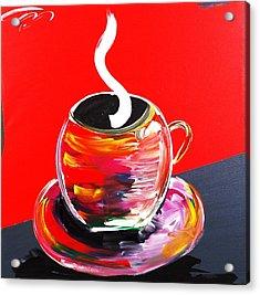 Good Morning America Acrylic Print by Mac Worthington