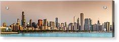 Good Morning Chicago Acrylic Print
