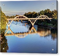 Good Morning Grants Pass II Acrylic Print