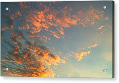 Acrylic Print featuring the photograph Good Morning by Linda Bailey