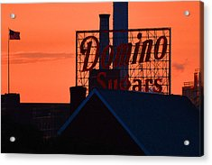Acrylic Print featuring the photograph Good Morning Sugar by Bill Swartwout