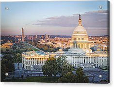 Good Morning Washington Acrylic Print