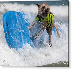 Good Thing I Have This Life Vest Acrylic Print