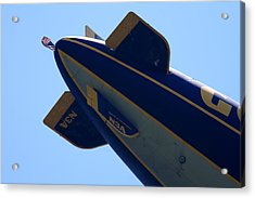 Good Year Blimp N3a Acrylic Print