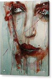 Goodbye To Love Acrylic Print by Paul Lovering