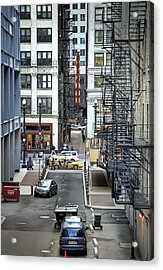 Goodman Chicago Acrylic Print