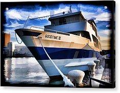 Goodtime IIi - Cleveland Ohio Acrylic Print