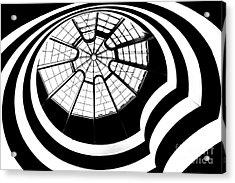 Googly-eyed Acrylic Print