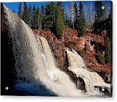 Gooseberry Falls Acrylic Print