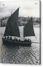 Gordonsrtoun School Seamanship Has An Important Place In Acrylic Print by Retro Images Archive