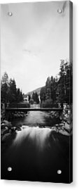 Gore Creek Vail Acrylic Print