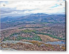 Gore Mountain North Creek Acrylic Print