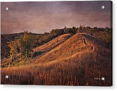Gorgeous Daybreak Acrylic Print by Jeff Swanson