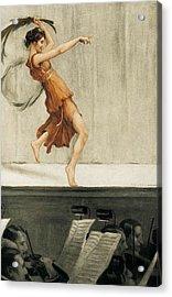 Gorguet, Auguste Fran�ois Marie Acrylic Print by Everett