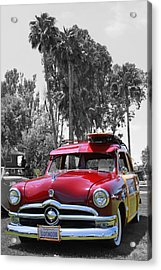 Acrylic Print featuring the photograph Got Wood? by Shoal Hollingsworth