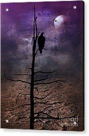 Gothic Dream  Acrylic Print
