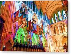 Gothic Splendor Acrylic Print