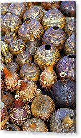 Gourds In Kenya Acrylic Print