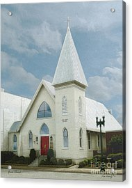 Grace Church Acrylic Print