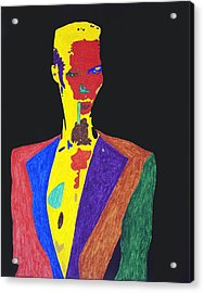 Grace Jones Acrylic Print