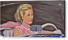 Grace Kelly - To Catch A Thief Acrylic Print