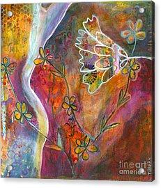Grace Acrylic Print by Turkan Ilkdemirci