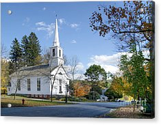 Grafton Church Acrylic Print
