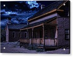 Grafton Ghost Town In Southern Utah Acrylic Print by Utah Images