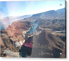 Grand Canyon - 12128 Acrylic Print by DC Photographer