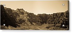 Grand Canyon 2007 Acrylic Print by BandC  Photography