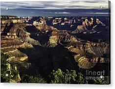 Grand Canyon 5 Acrylic Print by Richard Mason
