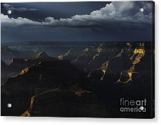 Grand Canyon 9 Acrylic Print by Richard Mason