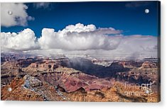 Grand Canyon Acrylic Print by Andreas Tauber