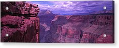 Grand Canyon, Arizona, Usa Acrylic Print by Panoramic Images