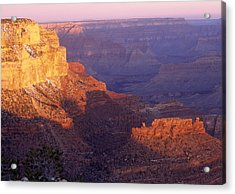 Grand Canyon From The South Rim Acrylic Print