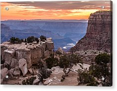 Grand Canyon Morning Acrylic Print