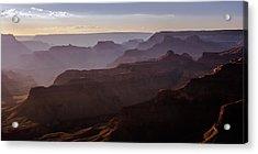 Grand Canyon Mystery Acrylic Print by John McArthur
