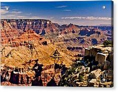 Grand Canyon Painting Acrylic Print