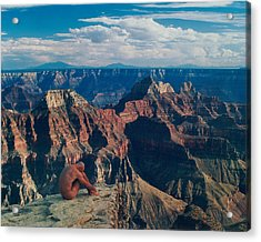 Grand Canyon Acrylic Print by Sean Lungmyers
