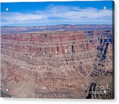 Grand Canyon Acrylic Print by Sophie Vigneault