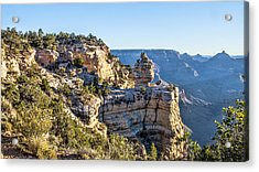 Grand Canyon Sunrise Acrylic Print by Daniel Hebard
