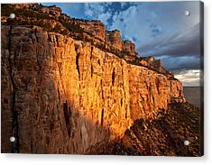Grand Canyon Sunrise Acrylic Print by Kiril Kirkov