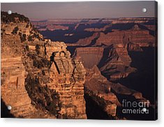 Acrylic Print featuring the photograph Grand Canyon Sunrise by Liz Leyden